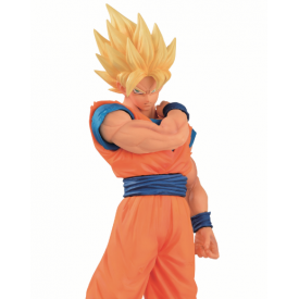 Dragon Ball Z - Figurine Sangoku SSJ Resolution Of Soldiers Vol.1