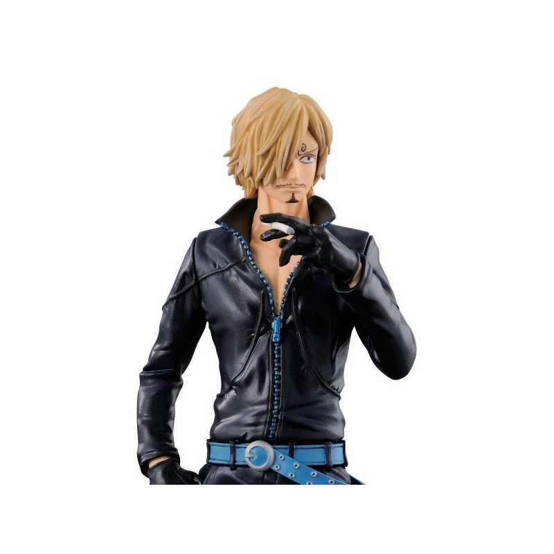 One Piece - Figurine Sanji Grandline Men Film Gold Vol.4