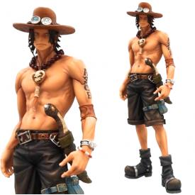 One Piece - Figurine Portgas D.Ace Master Stars Piece Suprème image