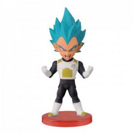 Dragon Ball Super - Figurine Vegeta Super Saiyan God WCF