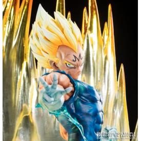 Dragon Ball Z - Figurine Majin Vegeta HQS Plus By Tsume image