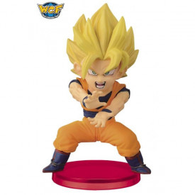 Dragon Ball Super - Figurine Sangoku SSJ WCF Battle of Saiyans Vol.1