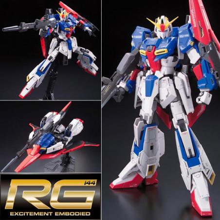 Mobile Suit Zeta Gundam - Maquette Zeta Gundam 1/144 RG image