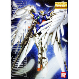 Gundam Wing - Maquette Gundam Wing Zero Custom 1/100 MG