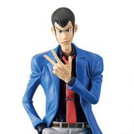 Lupin The Third - Figurine Lupin Master Stars Piece V2 image