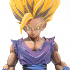 Dragon Ball Z - Figurine Sangohan Manga Dimensions Master Stars Piece image