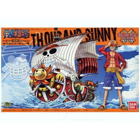 One Piece - Thousand Sunny...