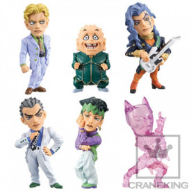 Jojo's Bizarre Adventure - Pack WCF Jojo's Bizarre Diamond Is Unbreakable Vol.2