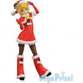 Vocaloid - Figurine Kagamine Rin Christmas Ver.