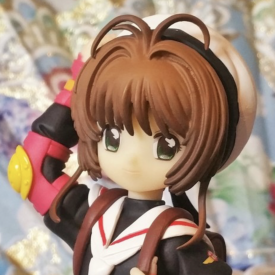 Sakura Card Captor - Figurine Sakura Kinomoto Uniform image