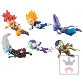 Dragon Ball Z - Pack WCF The Historical Collection Vol.5 image