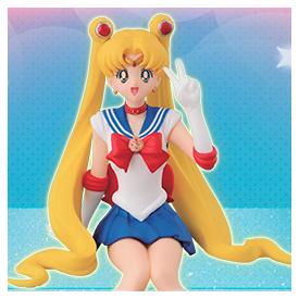Sailor Moon - Figurine Sailor Moon Break Time image