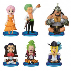 One Piece - Pack World Collectable Figure Dressrosa 4 image