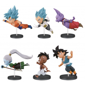 Dragon Ball Super - Pack WCF The Historical Collection Vol.6 image