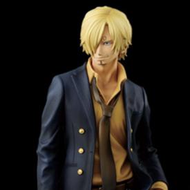 One Piece - Figurine Sanji Super Master Stars Piece image
