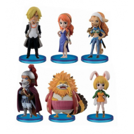 One Piece - Pack World Collectable Figure Zou image