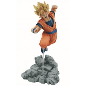 Dragon Ball Super - Figurine Sangoku SSJ Soul X Soul