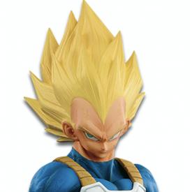 Dragon Ball Z - Figurine Vegeta Super Master Stars Piece image