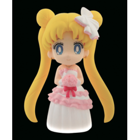 Sailor Moon - Figurine Cleard Colored Sparkle Dress Collection Vol.2 image