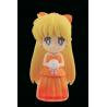 Sailor Moon - Figurine Sailor Venus Cleard Colored Sparkle Dress Collection Vol.2