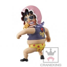 One Piece - Figurine Señor Pink WCF Fight!!