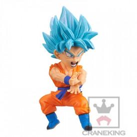 Dragon Ball Super - Figurine Sangoku SSJ God WCF Battle Of Saiyans Vol.3