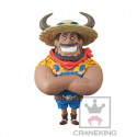 One Piece - Figurine Kent Beef Jr. WCF Film Gold Vol.3