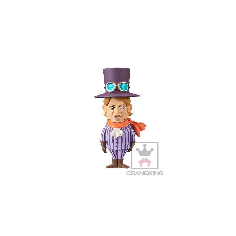 One Piece - Figurine Jimmy Myers WCF Film Gold Vol.3