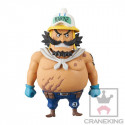 One Piece - Figurine Straight Sergeant WCF Film Gold Vol.3