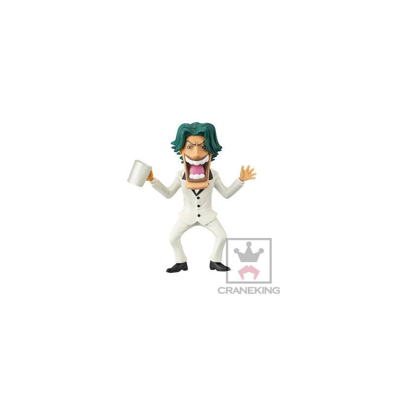 One Piece - Figurine Bandsman WCF Film Gold Vol.4