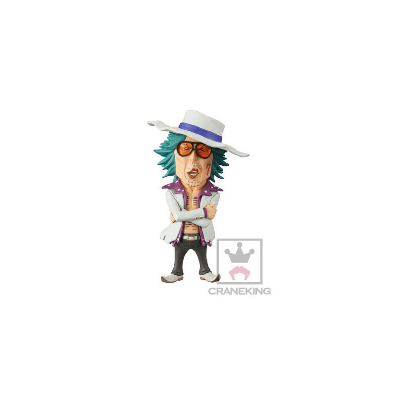 One Piece - Figurine Raise Max WCF Film Gold Vol.4