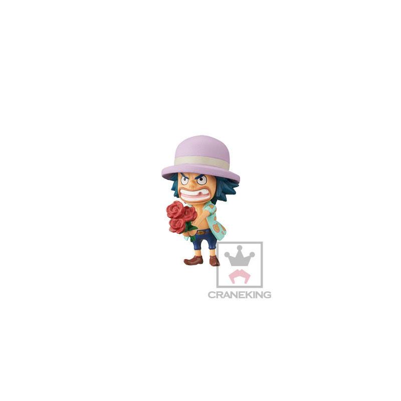 One Piece - Figurine Rikka WCF Film Gold Vol.4