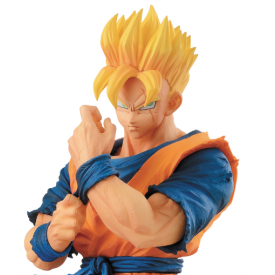 Dragon Ball Z - Figurine Mirai Sangohan SSJ Resolution Of Soldiers Vol.6