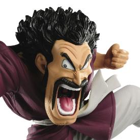 Dragon Ball Z - Figurine Hercule SCultures Big Budokai 7 Vol.2