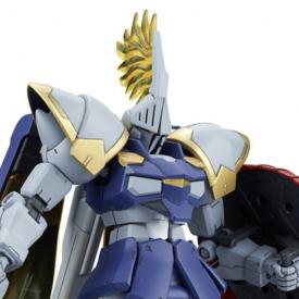 Gundam - Maquette Gundam Gyancelot Kaoruko Sazaki's Mobile Suit 1/144 HGBF