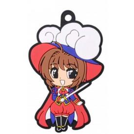 Sakura Card Captor - Keychain Sakura Card Captor Rubber Mascot
