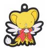 Sakura Card Captor - Keychain Kero-chan Rubber Mascot
