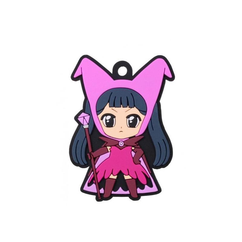 Sakura Card Captor - Keychain Meiling Li Rubber Mascot