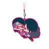 Boruto Naruto The Movie - Keychain Sasuke et Sarada Uchiwa Rubber Mascot