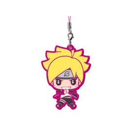 Boruto Naruto The Movie - Keychain Uzumaki Boruto Rubber Mascot