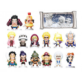 One Piece - Figurine Ideo Ani-chara Heroes Dressrosa Hen Part.3