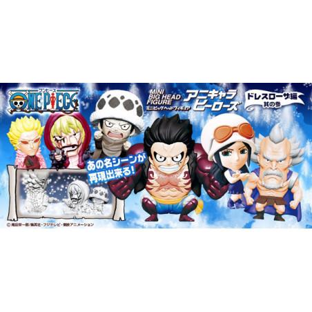One Piece - Figurine Orlumbus Ani-chara Heroes Dressrosa Hen Part.3