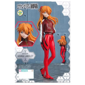 Evangelion - Figurine Asuka Langley Shikinami PM Figure Jersey Ver.