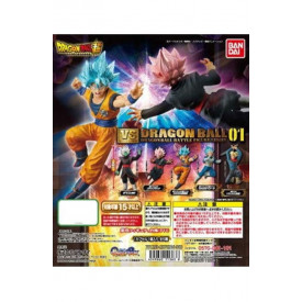 Dragon Ball Super - Figurine Sangoku SS God VS Battle Figure Series