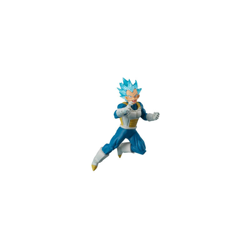 Dragon Ball Super - Figurine Vegeta SS God VS Battle Figure Series