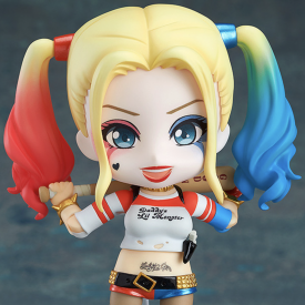 Suicide Squad - Figurine Harley Quinn Nendoroid Suicide Edition image