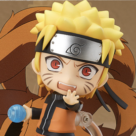 Naruto Shippuden - Figurine Naruto Uzumaki Nendoroid