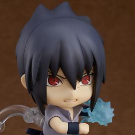 Naruto Shippuden - Figurine Sasuke Uchiwa Nendoroid