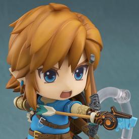 The Legend of Zelda Breath of The Wild - Figurine Link Nendoroid
