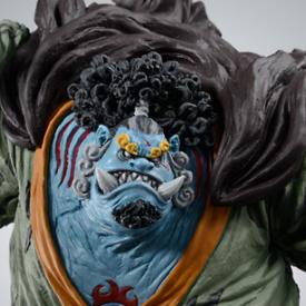 One Piece - Figurine Jinbei SCultures Big Zoukeio 6 Vol.4 image